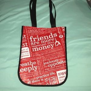 Lululemon Mini Tote Bag